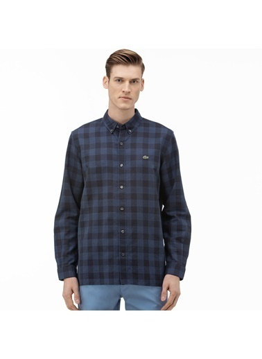 Lacoste Erkek Regular Gömlek CH0145.CSB Lacivert